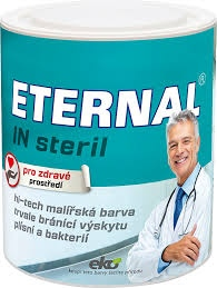 Eternal IN Steril 1kg nátěr proti plísni