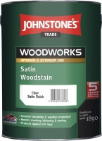 Johnstones Satin Woodstain 5l