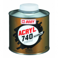 HB Body 740 ředidlo 500ml acryl normal