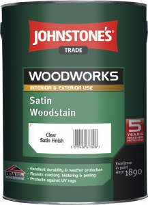 Johnstones Satin Woodstain 2,5l