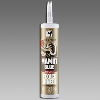 Den Braven Lepidlo MAMUT GLUE High Tack bílý 290ml