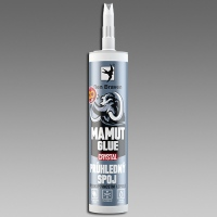 Den Braven Lepidlo MAMUT GLUE Crystal 290ml transparent